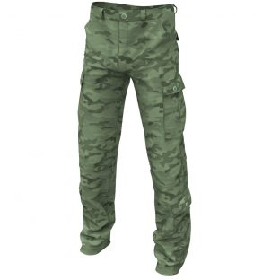 Military Cargo Trousers Marvelous Designer Army Garments