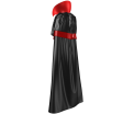 3D Dynamic Vampire Cape Multi-Layered
