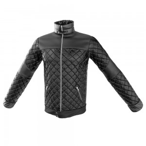 Mens' Quilted Bomber Jacket