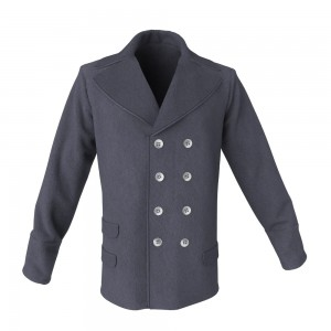 Mens' Double Breasted Coat