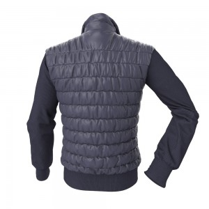 Mens' Down Sweater Jacket Back