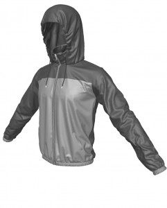 Mens' Windbreaker Jacket