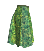 Marvelous Designer Handkerchief Paneled Skirt Garment File 3D Clothes