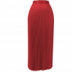 Accordion Pleated Skirt V4 - Marvelous Designer Garment File