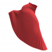 Accordion Skirts Pleats Marvelous Designer Clothing 3D Garment File