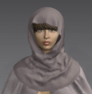 Marvelous Designer Religious Head Cover and Cape and for Dwarf Costumes