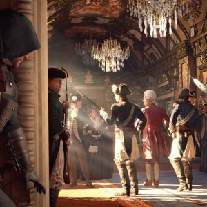 Marvelous Designer 3D Clothes Making Software Used in Assassin's Creed by Ubisoft Studio