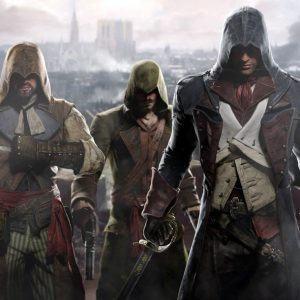 Marvelous Designer 3D Digital Cloth Simulation Software Used in Assassin's Creed by Ubisoft 4