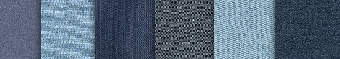 6 Free Tileable Denim Jeans Fabric Seamless Textures Patterns Pack