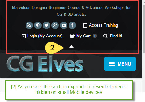 How can mobile device users login_2