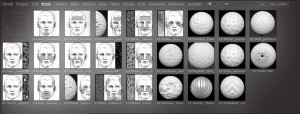 Free ZBrush Skin Texture Alphas Download by Rafael Souza