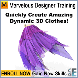 Learn Marvelous Designer - Enroll Now