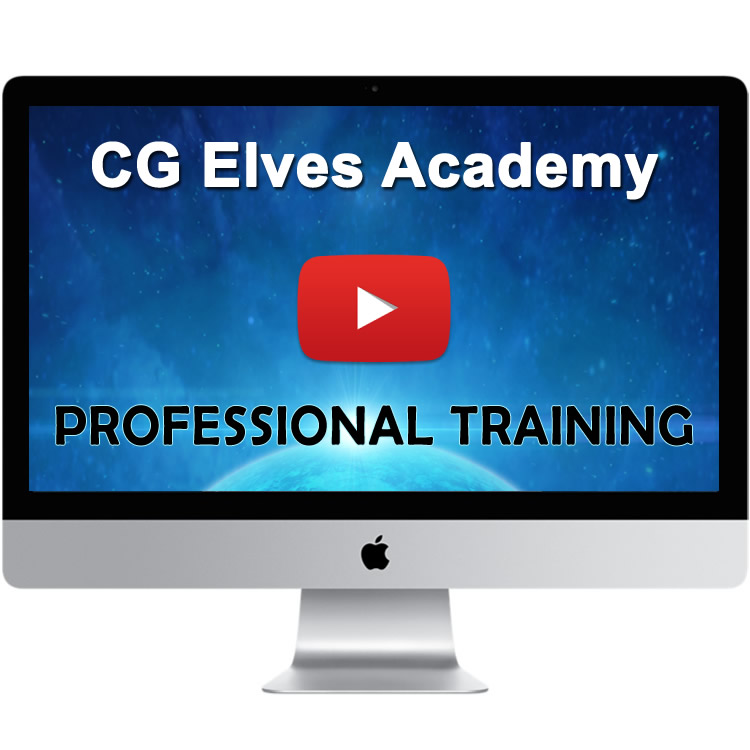 CGElves Academy 3D CGTraining Course Workshops