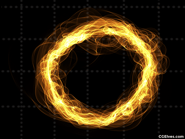 Energy Magic Rays Rings Swirls 144