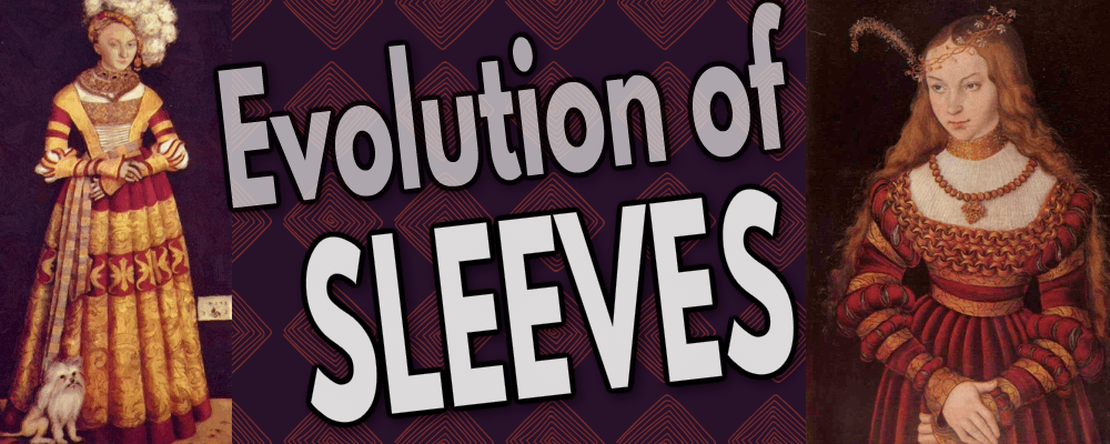 Evolution of Sleeves in Women's Clothing