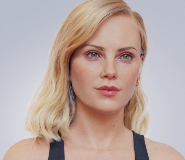 Charlize 3D likeness Zbrush sculpting